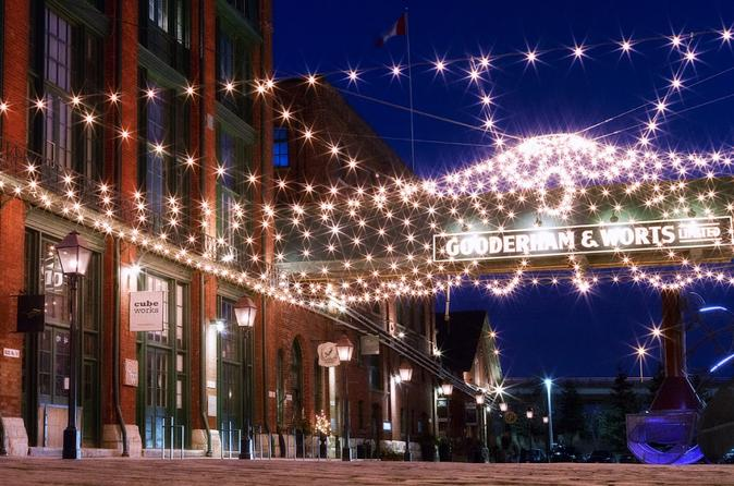 Corktown and Distillery Historic District Food Tour