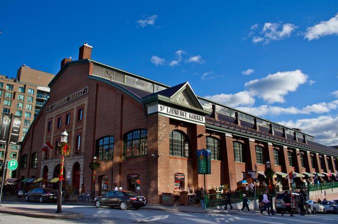 Mercado St. Lawrence e excursão gastronômica na Toronto antiga