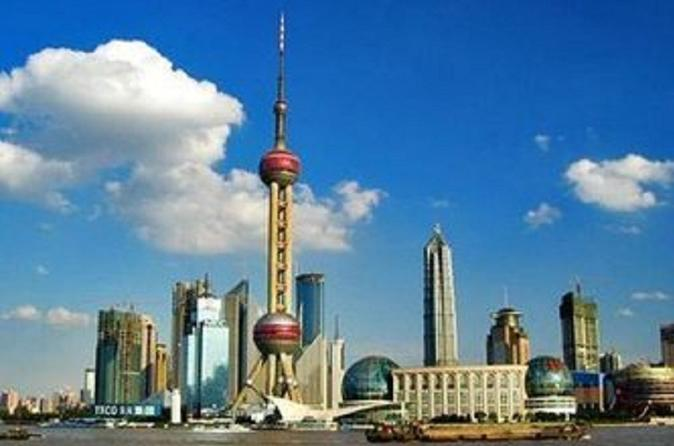 Private Shanghai City Day Tour including Shanghai Museum, Oriental Pearl TV Tower