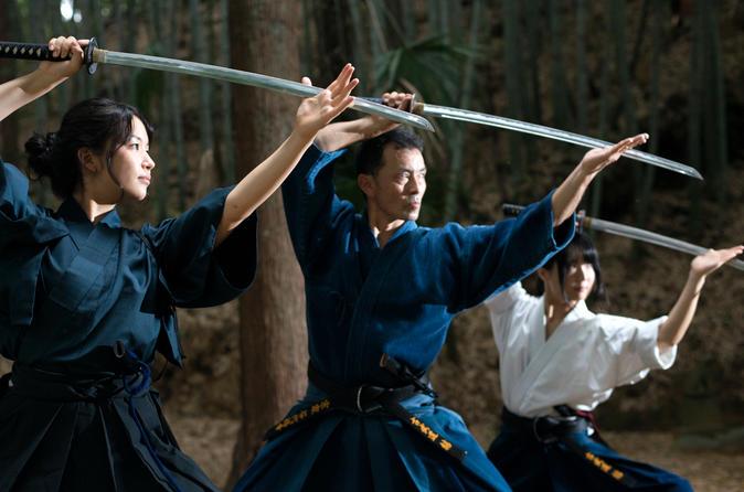 Become a Samurai Warrior in Tokyo