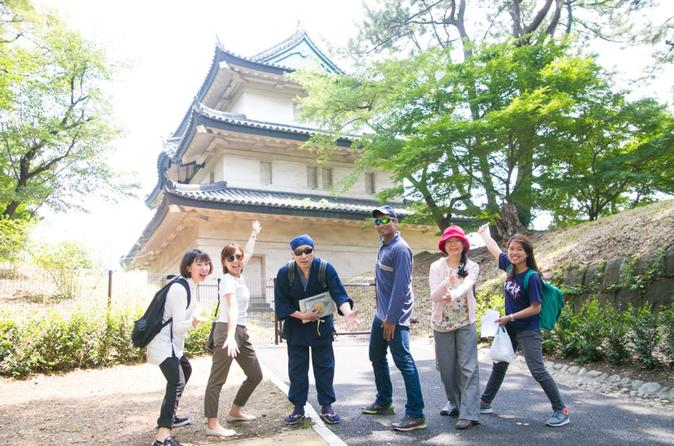 Castles and History, City-Walk Tokyo!