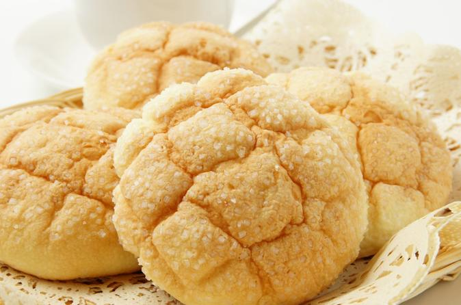 Melon Bread and Curry Bread Cooking Class