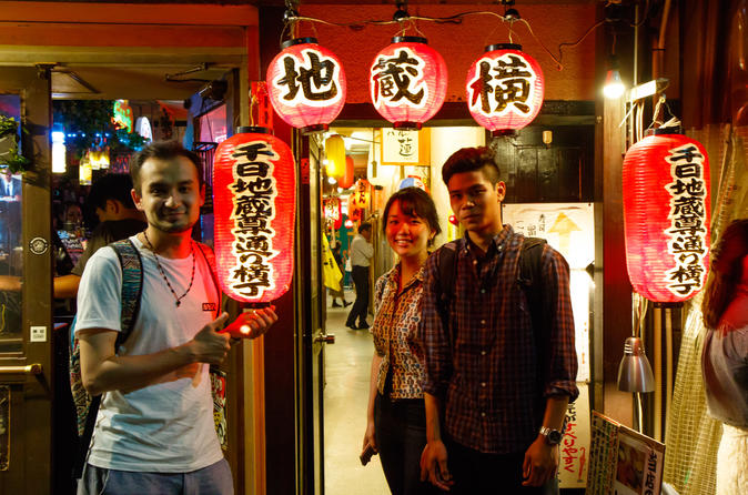 Osaka Night Life with a Local, Discover the Hidden Gems of Namba's Backstreet