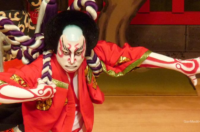 Service provided by TABICA Swoon Your Way Into The Kabuki World