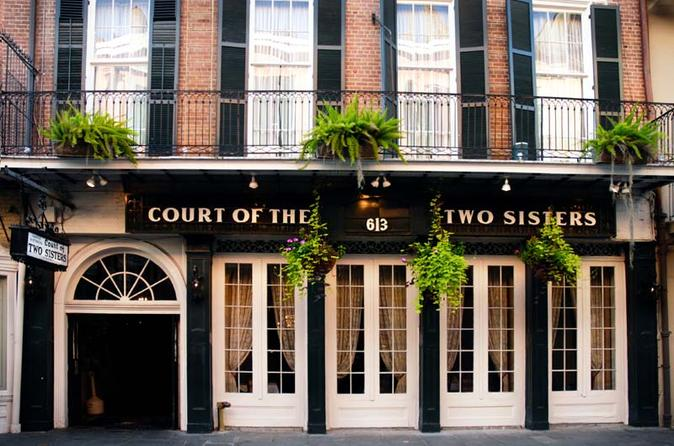 Jazz brunch buffet at the court of two sisters restaurant in new orleans 47133