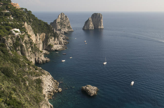 Amalfi Coast Tour from Rome by High-Speed Train