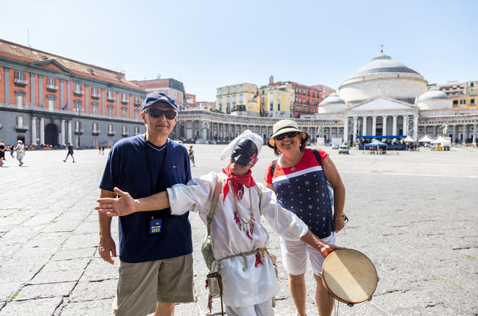 Best of Naples and Archaelogical Museum Tour