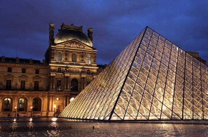 Billet Coupe File Visite Du Louvre En Soir 233 E Avec