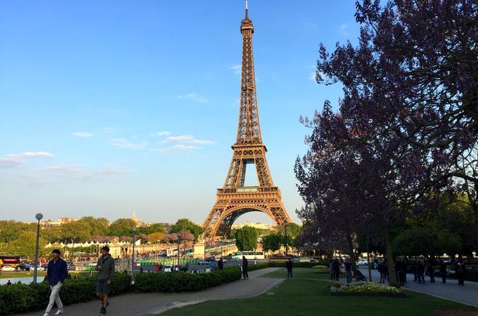 Paris Outdoor Activities