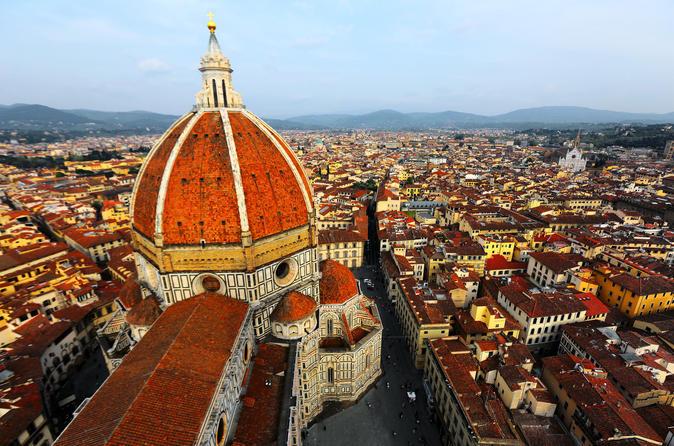 Evite filas: Excursão a pé com o Melhor de Florença, incluindo a Galeria da Accademia e a Duomo