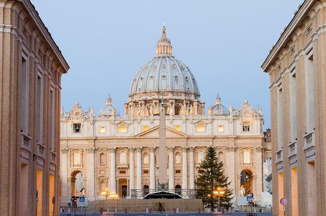 Excursão a pé sem filas pelos Museus do Vaticano com guia falante de português