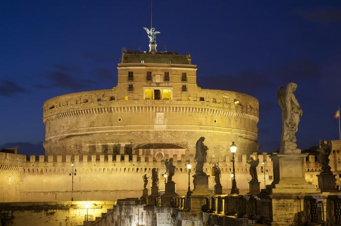 Excursão à pé Fantasma e Mistério em Roma