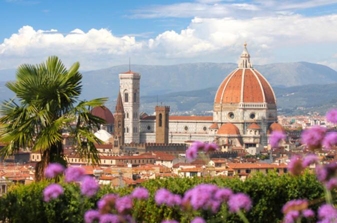 Florença Super Econômica: caminhada pelo melhor de Florença, Galeria Accademia, Galeria Uffizi e Duomo de Florença