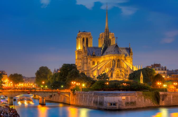 Formule Combin 233 E Paris Nocturne Visite De La Tour Eiffel