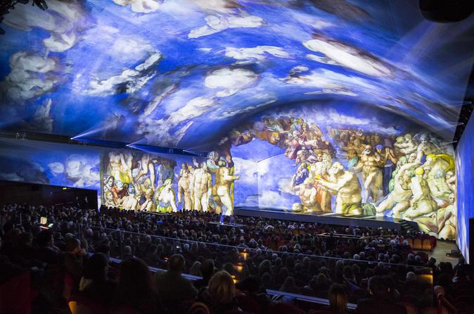 Live Show Tickets: Michelangelo's The Last Judgement