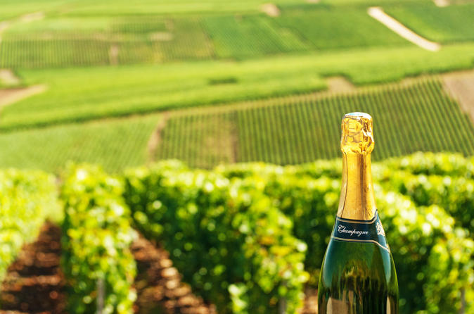 Luxury Champagne Region Day Trip from Paris with Private Champagne Estate Visit
