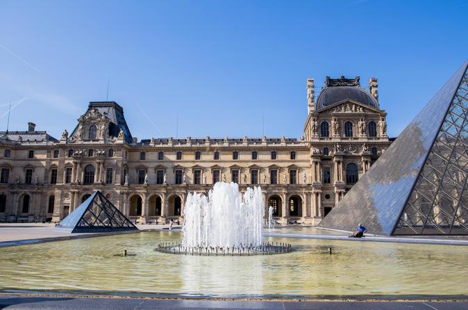 Não fique na fila: excursão a pé pelo Museu do Louvre, incluindo Venus de Milo e Mona Lisa