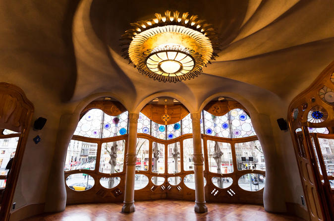All Of Gaudí Masterpieces In One Day - Barcelona