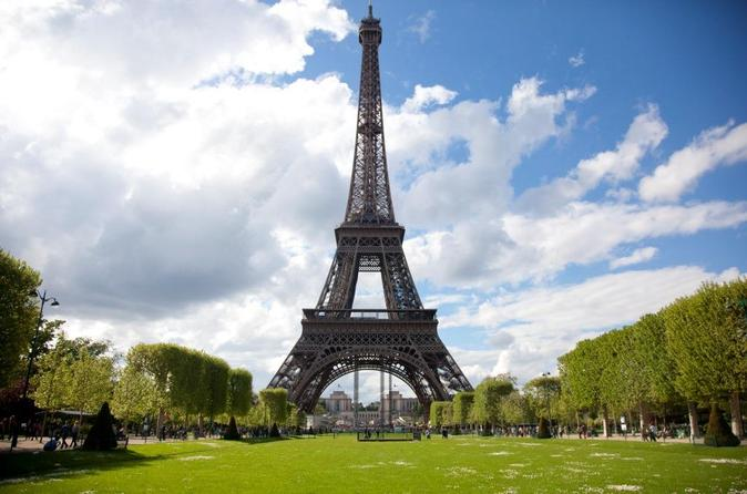 Skip the Line: Eiffel Tower Small-Group Tour