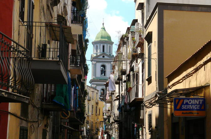Super Saver: Best of Ancient - Modern Naples with Authentic Street Food Tasting
