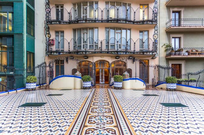 The Gaudí Homes: Casa Batlló & Casa Milà Combination Tour - Barcelona