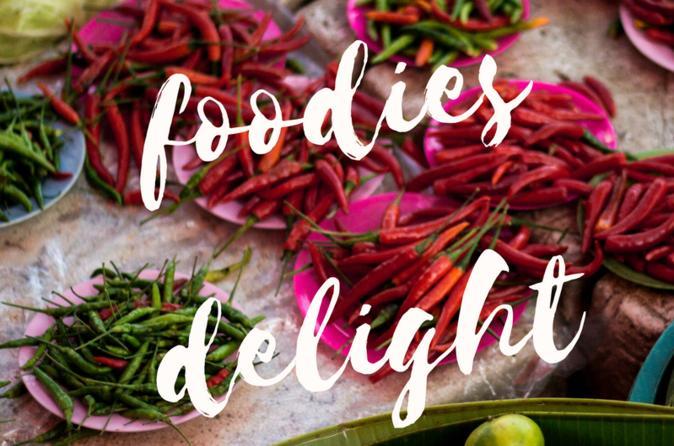 Foodies Delight PRIVATE San Juan Food Market Tour