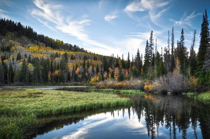 3-Hour Big Cottonwood Canyon Tour From Salt Lake City