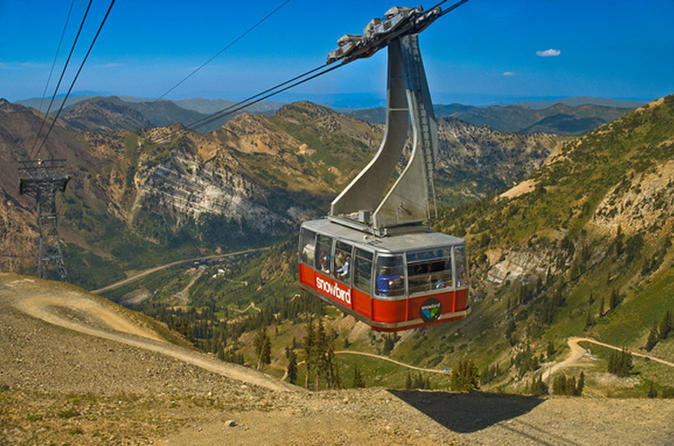 3-Hour Tour to Utah Rocky Mountains Tram From Salt Lake City