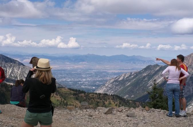 Half-Day Little Cottonwood Canyon Tour From Salt Lake City