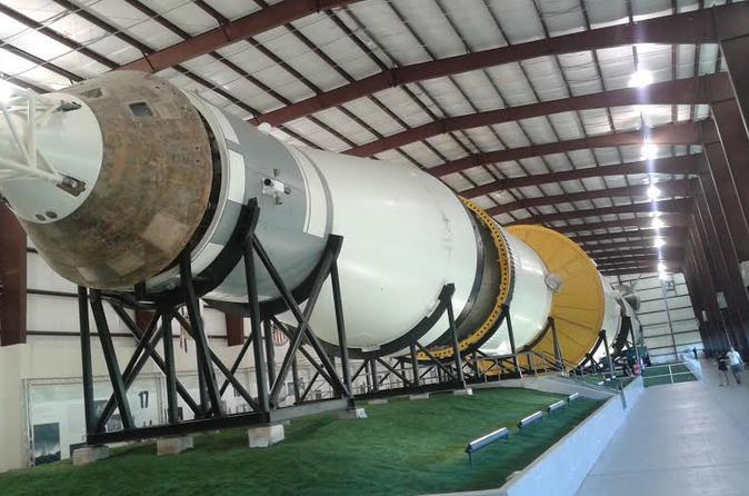 Full-Day NASA Space Center and Kemah Boardwalk Tour in Houston