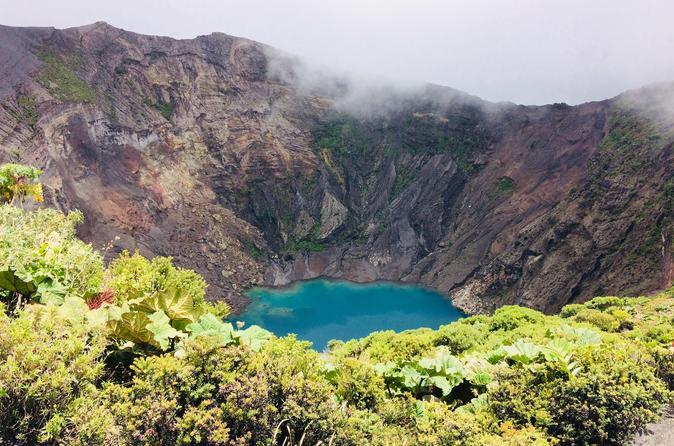 Irazu Volcano National Park - Admission Ticket