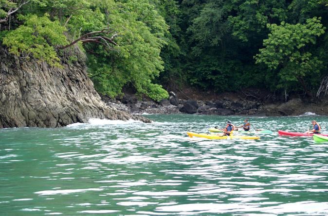 Ocean kayak and snorkeling at manuel antonio in quepos 355596