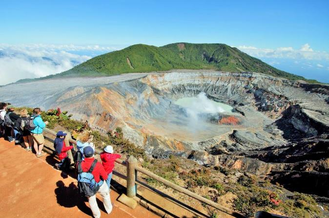 Poas Volcano National Park - Admission Ticket