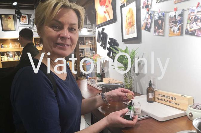 Shanghai DIY Class Of Pure Plant Handmade Lipstick