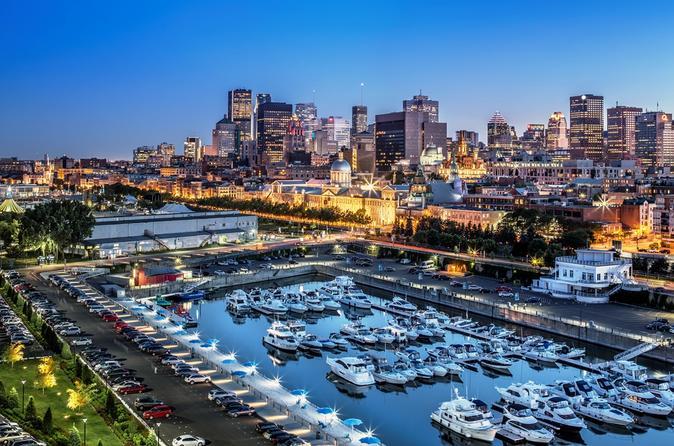 Passe para as atrações de Montreal