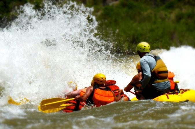 Royal Gorge Rafting Half Day Tour - Cañon City