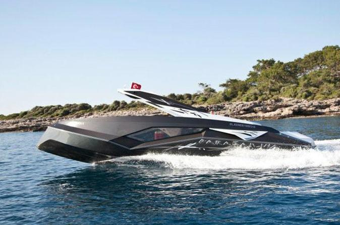 Blue cave and hvar day trip by speedboat in split 398494