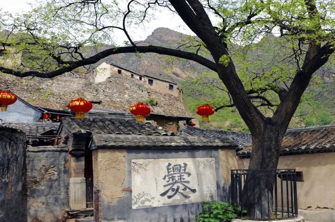 All-Inclusive Private Day Tour: Cuandixia Village-Old World Charm of China