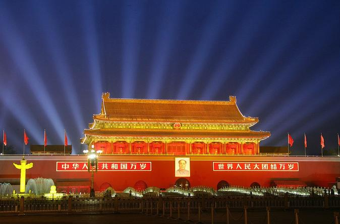 Private Beijing Night Layover Tour