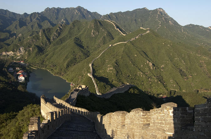 Private Day Trip to Huanghuacheng Great Wall with Meal