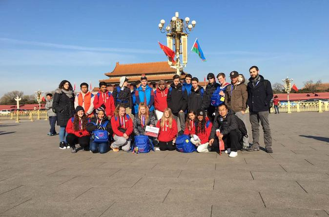 Private Flexible Beijing City Tour with Your Fancy