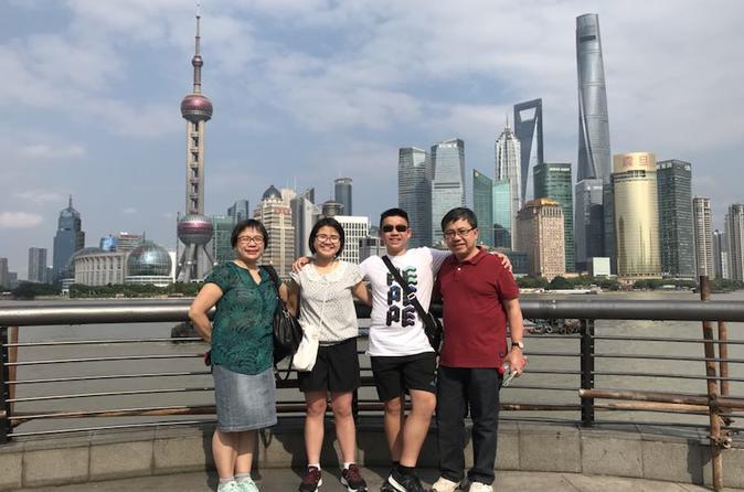 Private Flexible Shanghai City Day Tour