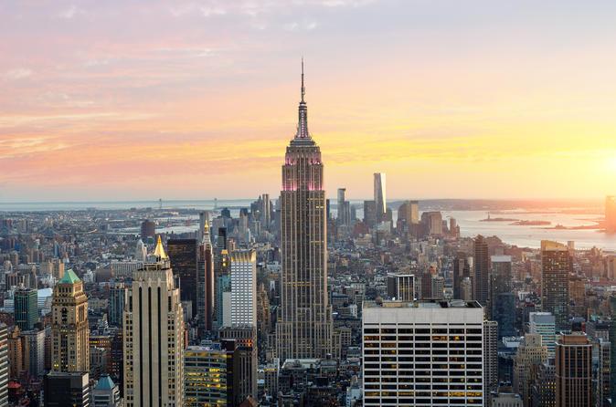 VIP da Viator: Empire State Building, Estátua da Liberdade e Memorial de 11 de Setembro