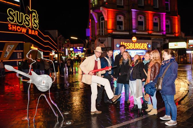 Hamburg Red Light District Introductory Walking Tour