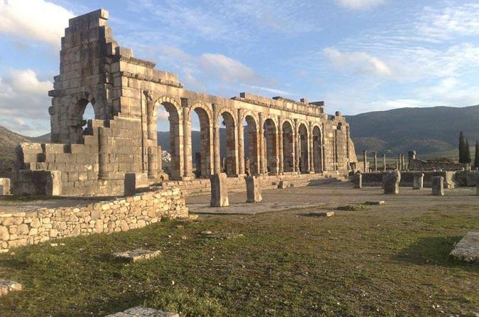 Full day volubilis and meknes private tour from fez in fez 364712
