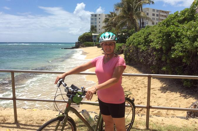 Hawaiian foodie tour by bike in honolulu 346928