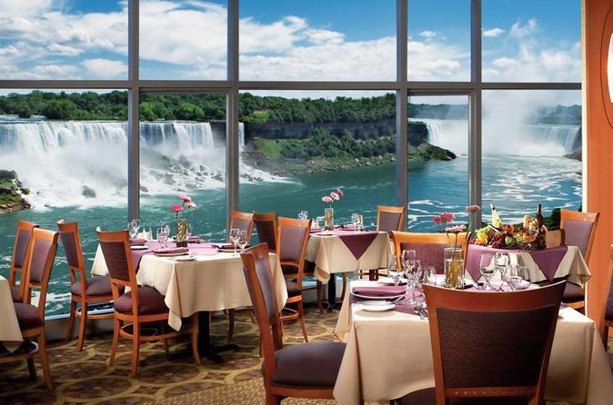 Viagem diurna às Cataratas do Niágara saindo de Toronto com cruzeiro e almoço