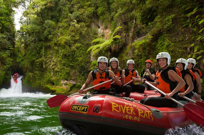 Kaituna river white water rafting from rotorua in rotorua 337877
