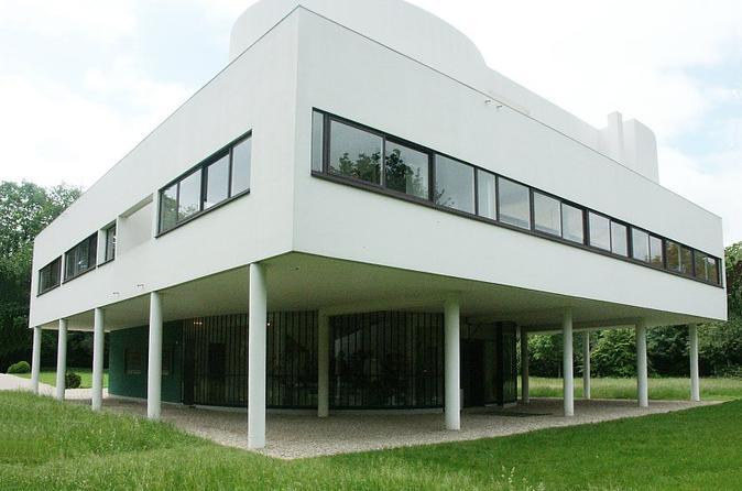 Billet coupe-file : la Villa Savoye