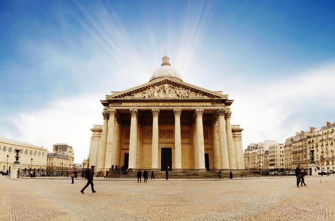 Skip the Line: Paris Panthéon